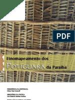 Etnomapeamento Potiguara Paraiba