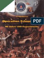 Ronald Rippchen - Operation Erleuchtung - 60 Jahre LSD Experimente