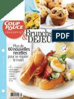 Coup de Pouce - Brunch Et Dejeuners 2012