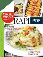 Coup de Pouce - Cuisine Rapide 2011