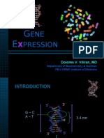 New Gene Expression-doc viliran 6/11/09
