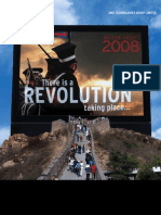 DMX Technologies Annual Report 2008