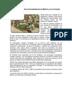 1.1 Antecedentes de la mercadotecnia en México y en el mundo
