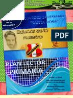 Plan Lector 2013