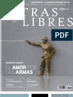 El amor por las armas | Índice Letras Libres. No. 177, septiembre 2013