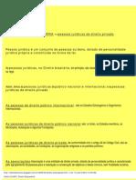 Direito Empresarial - SOCIEDADES