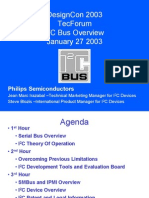 i2c Bus Overview
