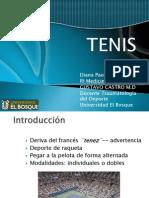 Lesiones Deportivas en Tenis