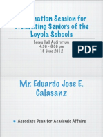 Info Session Keynote 12-13