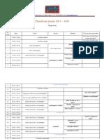 planificare anuala 2013-2014
