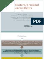 Referat Fraktur Proximal Humerus