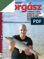 Magyar Horgász 2013. augusztus