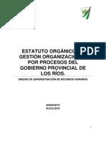 Organico Gobierno Provincial de Los Rios