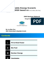 Sample Sustainable Energy