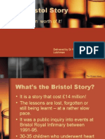 The Bristol Story - £14 Million worth of it