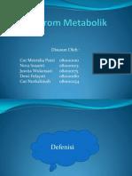 Power Point Sindrom Metabolik