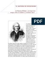 Borges y El Misterio Swedenborg