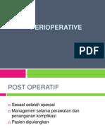 Perioperative Ppt