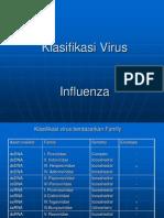 Klasifikasi, Influenza Internet
