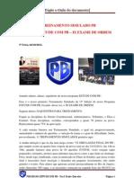 1º  TREINAMENTO SIMULADO PB  IX EXAME