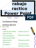 Trabajo Practico Power Point