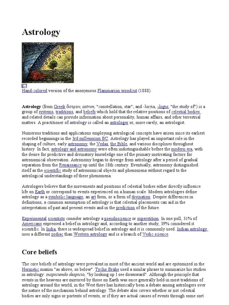 astrology from wikipedia zodiac astrology