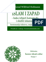 ISLAM I ZAPAD - kako izbjeći katastrofu i služiti islamu?! - dr. Murad W. Hofmann