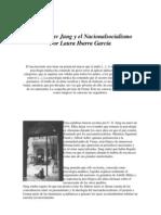 Carl Gustav Jung y El Nacionalsocialismo