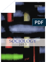 Sociology2012-13