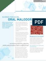 Science Focus Oral Malodor Aquafresh Science Academy