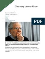 Punto de Vista de Chomsky