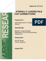 Utah DOT Pile Design Doc