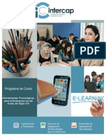 PROGRAMA Herramientas Tecnológicas para Evaluación en las Aulas del Siglo XXI