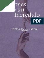 Saura Garre Carlos-Razones de un Incredulo.pdf