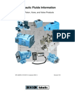 SP0-AM305 Hydraulic Fluid Information