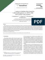 Inhibitor Diesel-water Mixtures