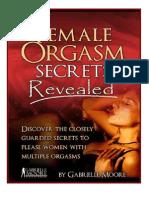 The female orgasm revealed torrent
