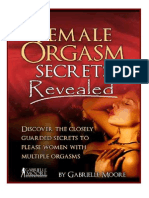Female Orgasm Revealed