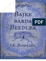 Bajke Barda Beedlea - J.K. Rowling