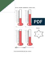 Ujian Diagnostik Bacaan Termometer