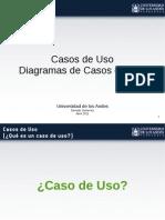 UML Clase 02 UML Casos de Uso