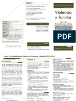 Folleto Violencia y Familia Online 13-14 - Borrador I