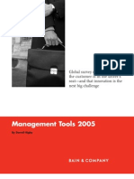 2005 Tools Strategy Brief