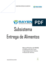 Manual Alimentos Rayen