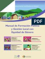 Manual_formacion Politica Mujeres