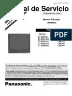 Diagrama Panasonic Ctf2511ex