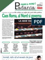 La Padania 02/03/2013
