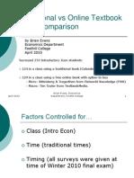 Brian Evans Econ Textbook Comp 2