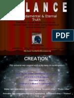 Secrets of Balance - A Fundamental & Eternal Truth