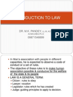 Law & Contract